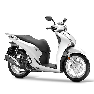 Honda SH 150i  (With smartkey)
