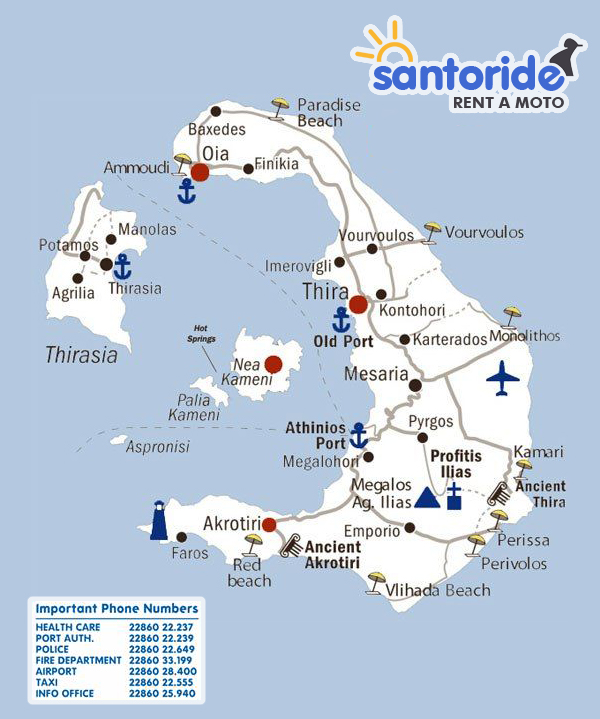 Map of Santorini - Santoride Map Of Santorini on map of current volcanic activity, map of patmos, map of penedes, map of northern rhone, map of akrotiri, map of spain, map of orestiada, map of greek islands, map of bear island, map of rio de janeiro, map of rovaniemi, map of pommard, map of oia, map of kastellorizo, map of greece, map of agrinio, map of mykonos, map of isla margarita, map of ancient minoans, map of crete,