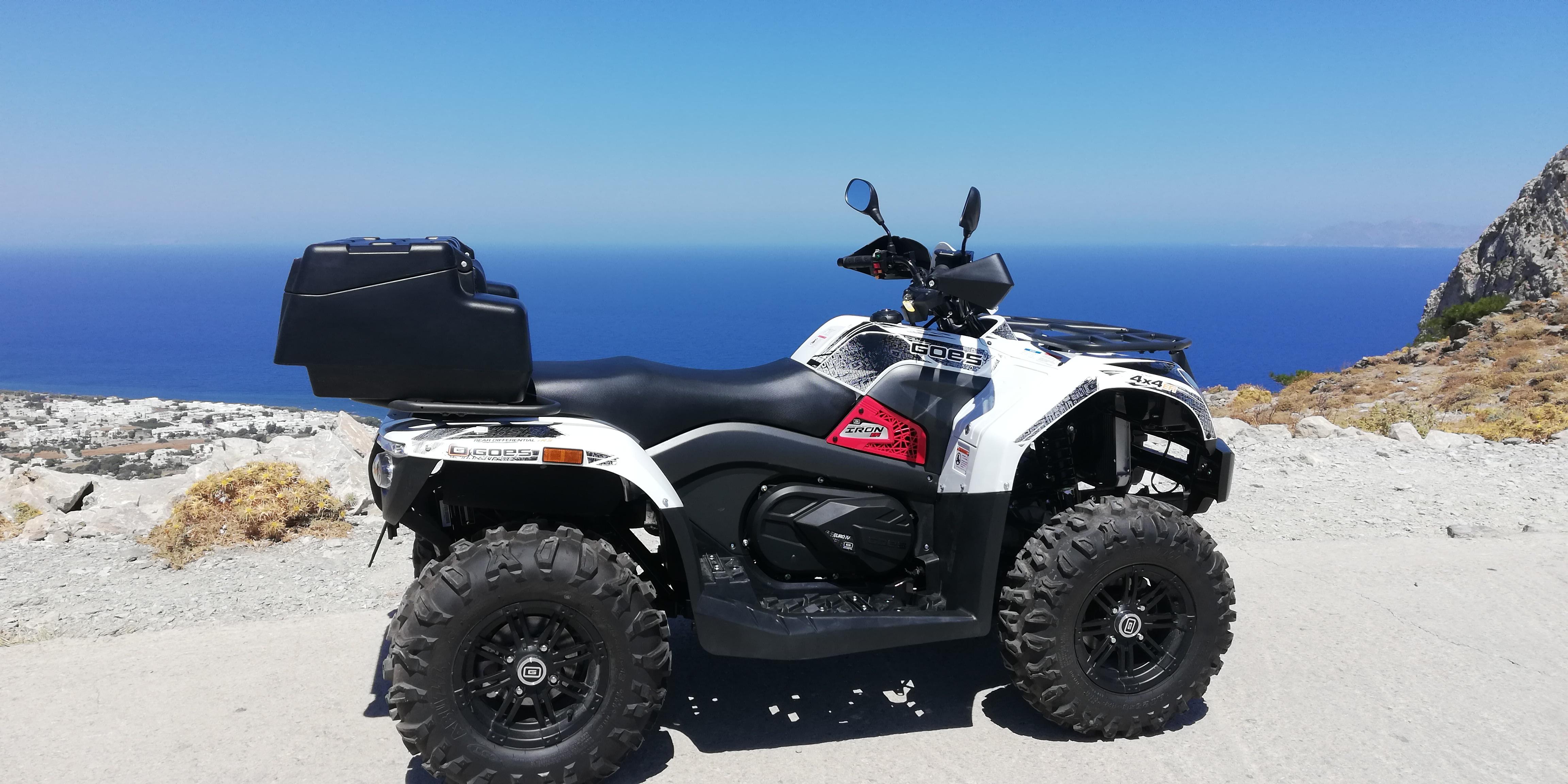GOES IRON MAX 500 E4 2019